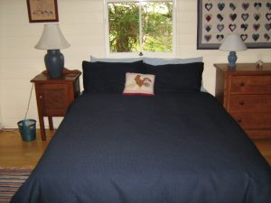 The Blue House Yungaburra Holiday House Second Bedroom