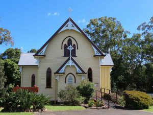 Yungaburra church