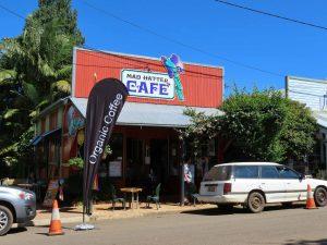 Yungaburra Mad Hatter's cafe