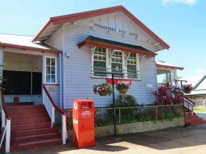 Yungaburra post office
