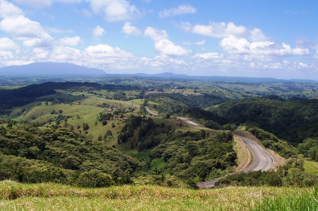 Atherton Tablelands scenery