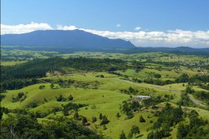 Atherton Tablelands scenery Mt Bartle Frere