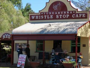 Yungaburra Whistlestop cafe